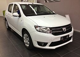 DACIA SANDERO GPL OR SIMILAR
